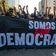 Krawalle zwischen Anhängern und Gegnern Bolsonaros