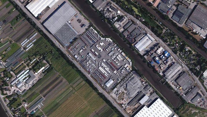 Verseuchter Boden: Giftalarm in Hamburg-Moorfleet