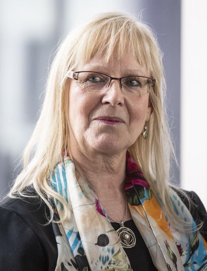 Konferenzveranstalterin Susanne Schröter