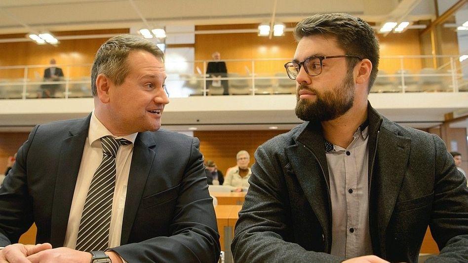 Anwalt Schacht, Student Jäger im Bundesverfassungsgericht Angriffspunkte für abgelehnte Bewerber