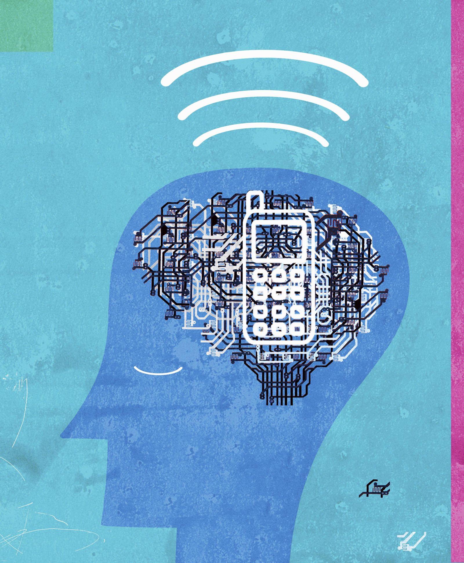 NICHT MEHR VERWENDEN! - Telefon / Strahlung / Gehirn