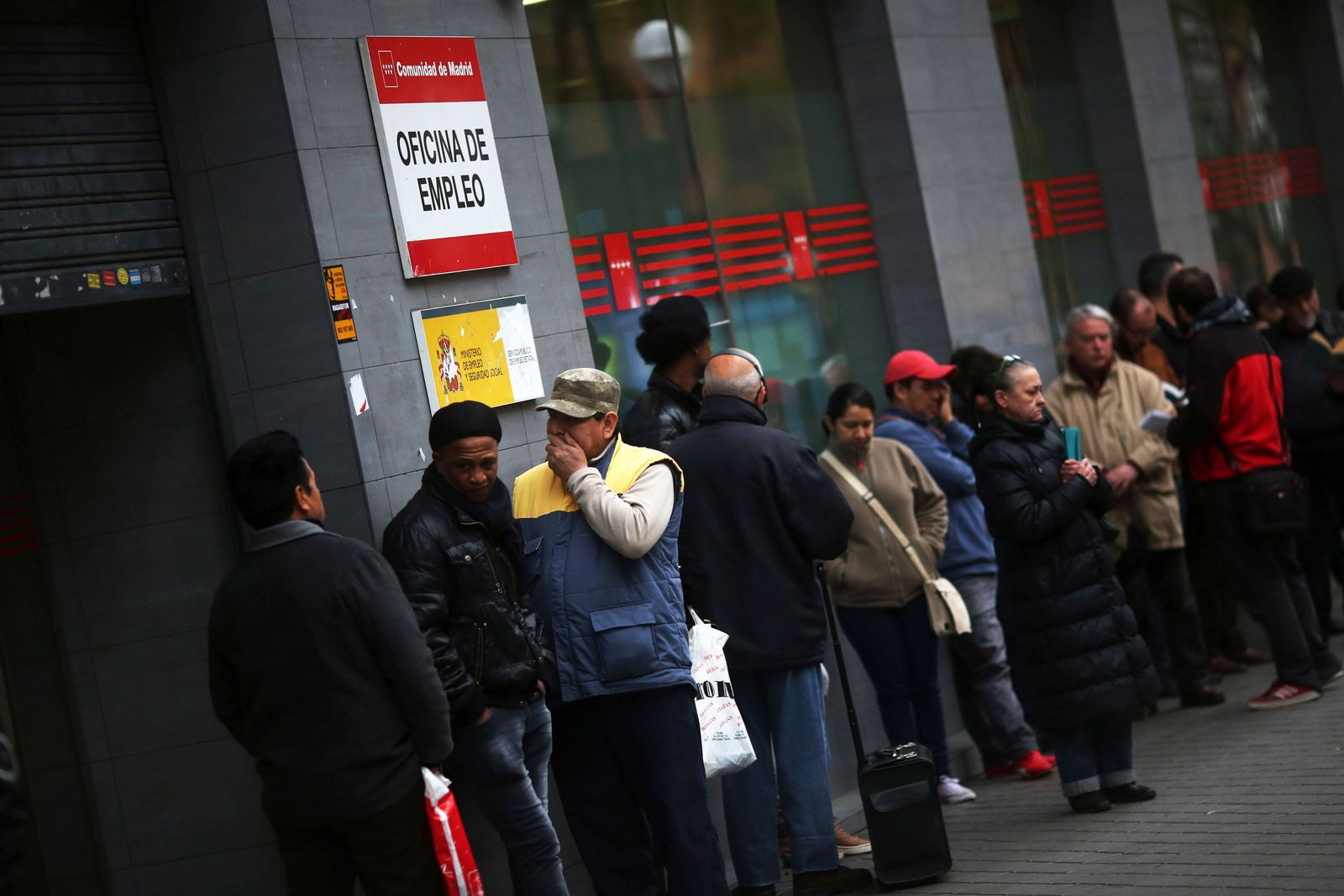 Spanien / Finanzkrise / Arbeitslosigkeit