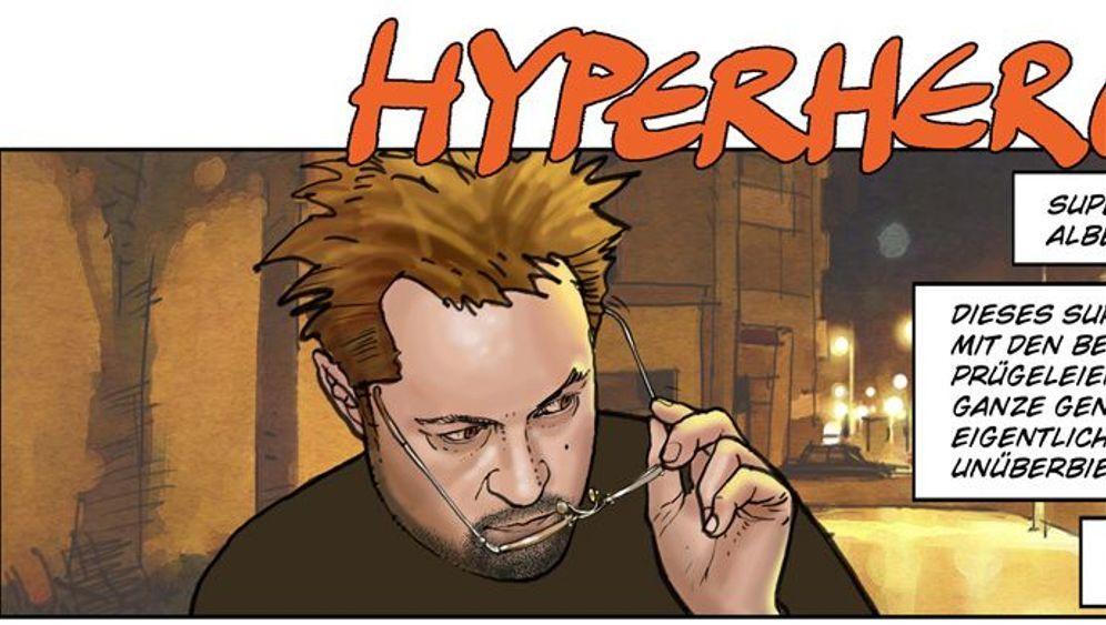 Jamiri: Hyperhero