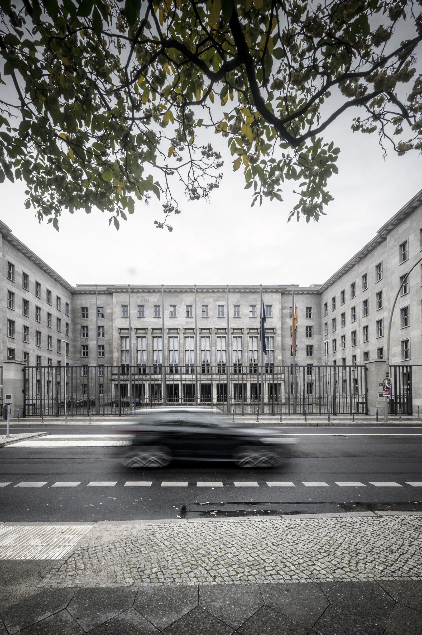 EINMALIGE VERWENDUNG SPIN PLUS Bundesfinanzministerium