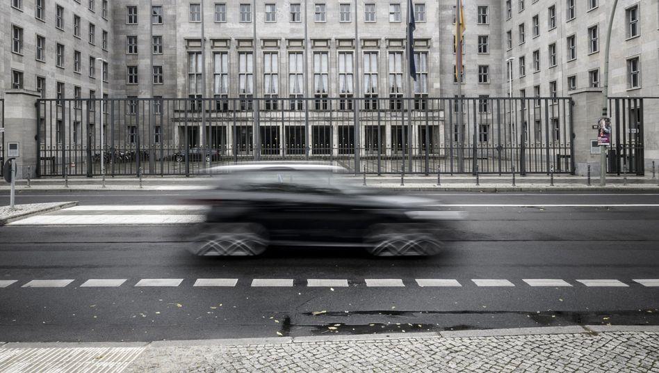 The Finance Ministry in Berlin