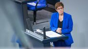 Kramp-Karrenbauer und Altmaier verzichten auf Bundestagsmandate