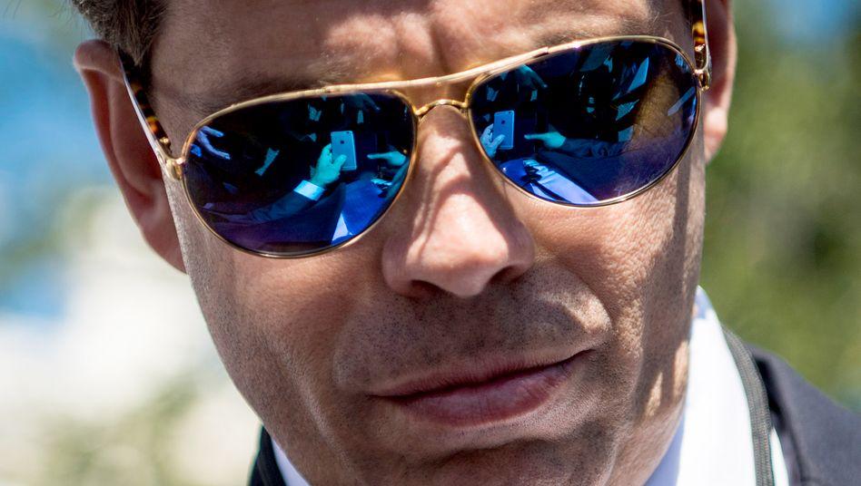 """Anthony Scaramucci: """"Rüpel wie Trump wird man nur sehr schwer los"""""""