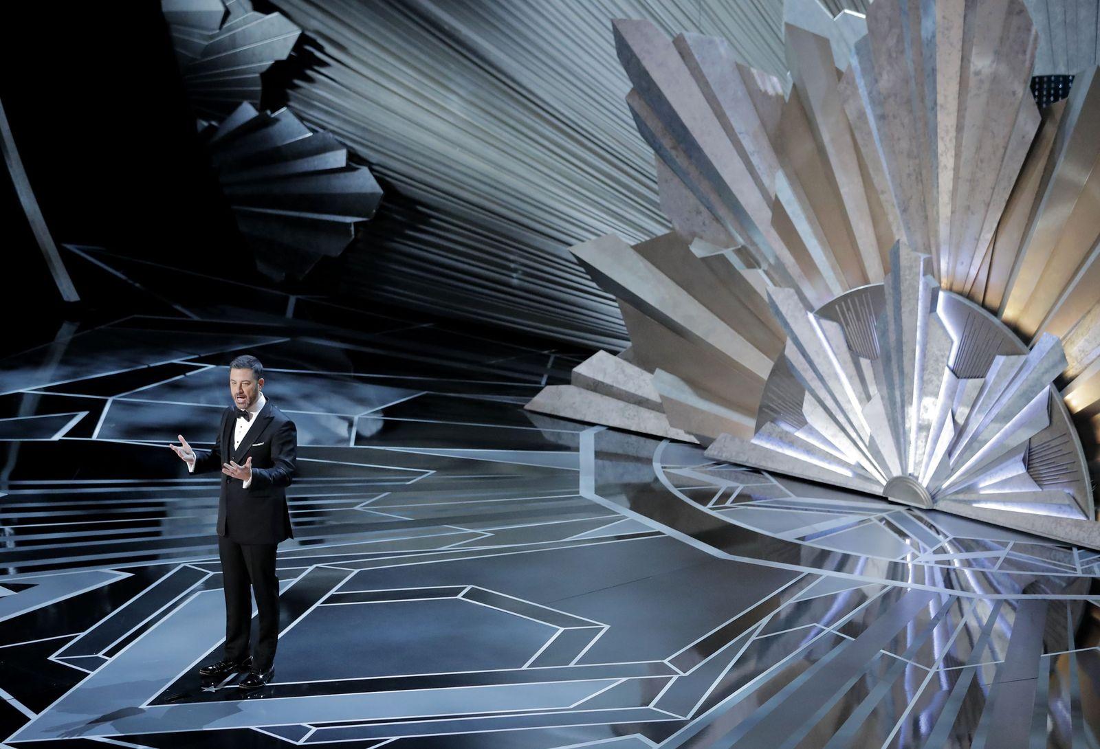 Oscars/ Dolby Theatre/ KImmel