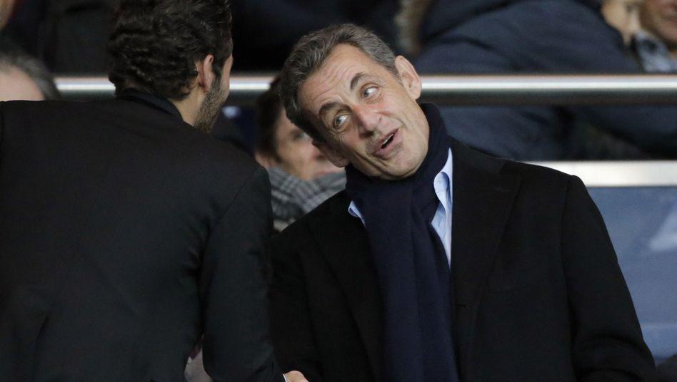 """Frankreichs Ex-Präsident Nicolas Sarkozy: """"Zeit für kollektives Handeln"""""""