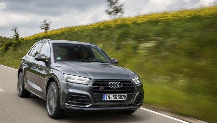 Autogramm Audi SQ5: Der Diesel-Dominator