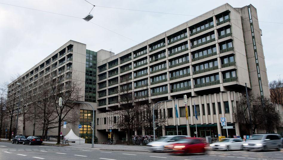 Justizzentrum in München