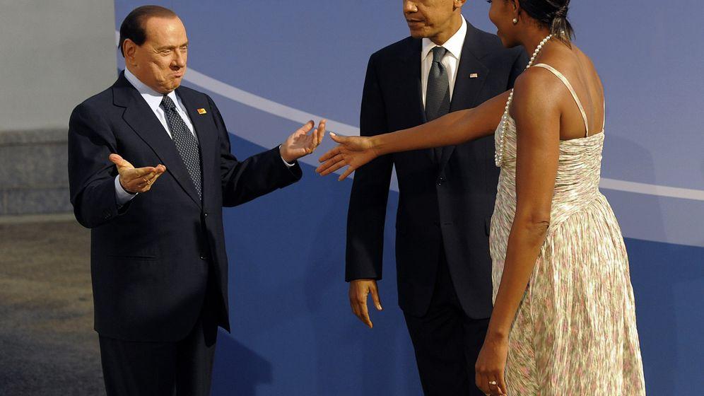 G-20-Etikette: Küssen, schütteln, klammern