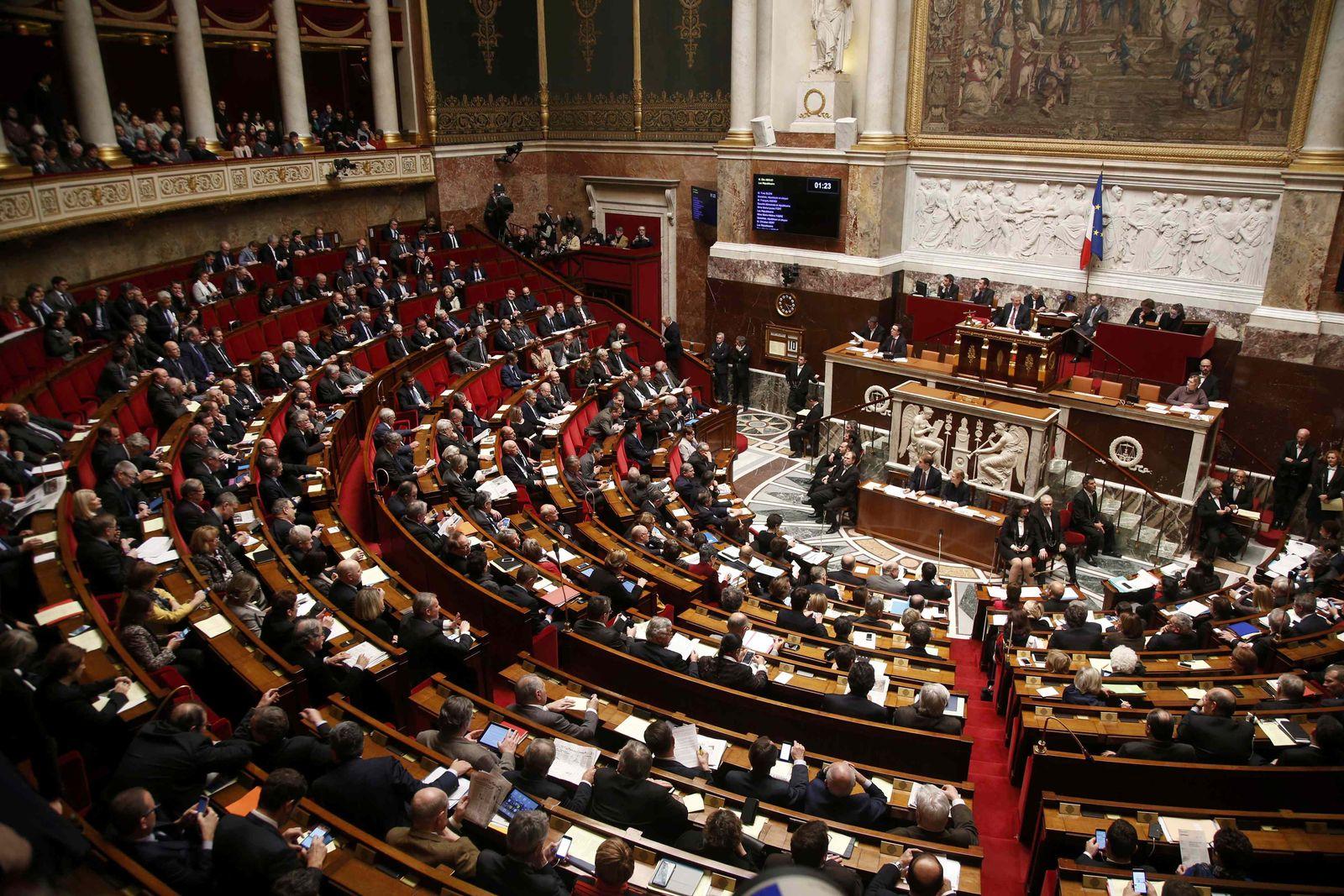 Nationalversammlung/Paris