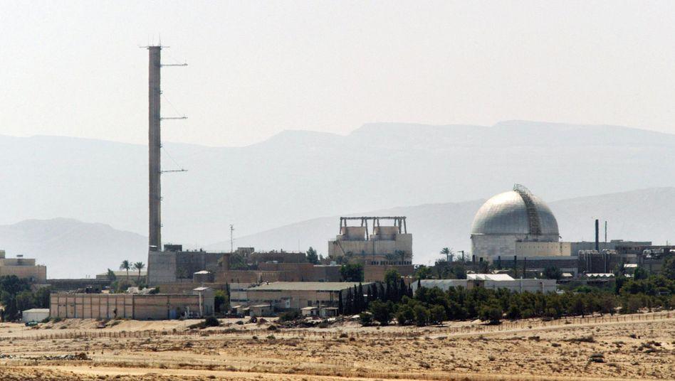 Nuklearanlage in Dimona