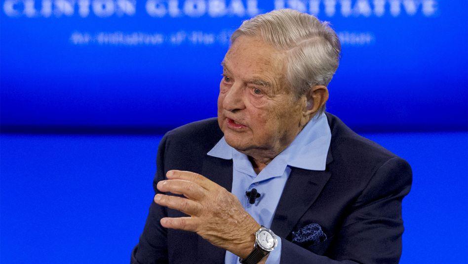 Milliardär Soros