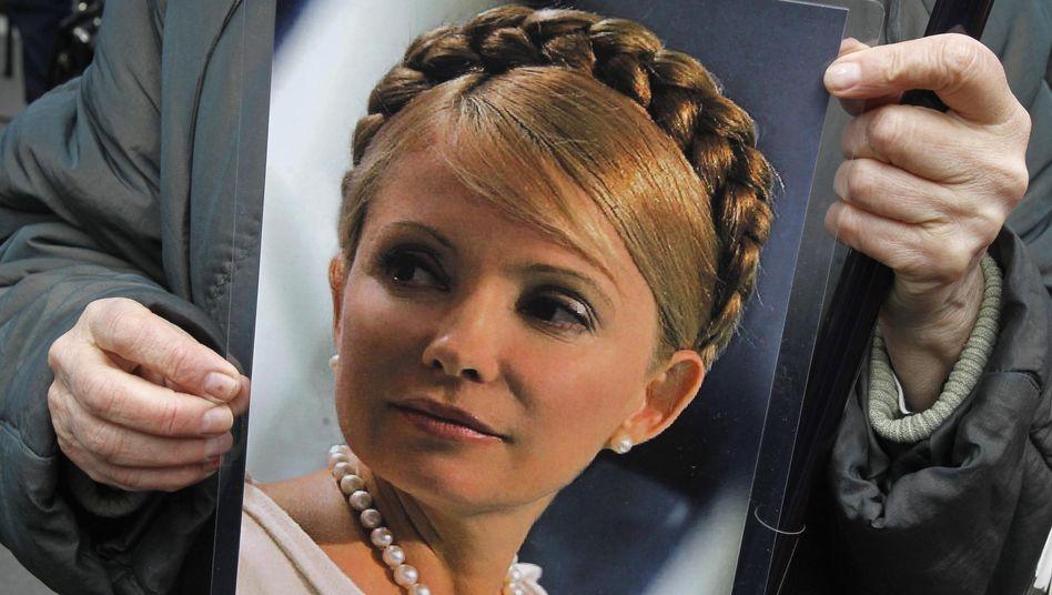 """Inhaftierte Timoschenko: """"Inakzeptabel und vollkommen unverhältnismäßig"""""""