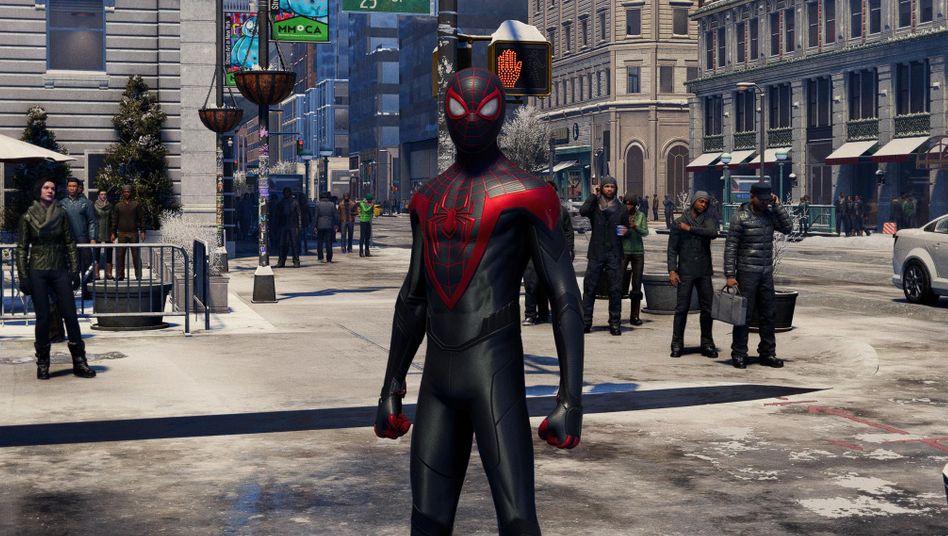 """""""Spider-Man: Miles Morales"""": Zeigt, was die PS5 kann"""