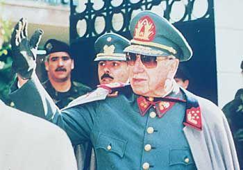 General Pinochet: Folter von oben angeordnet