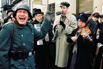 """Getto-Szenerie in Polanskis Film: """"Nein, es war nicht anders"""""""