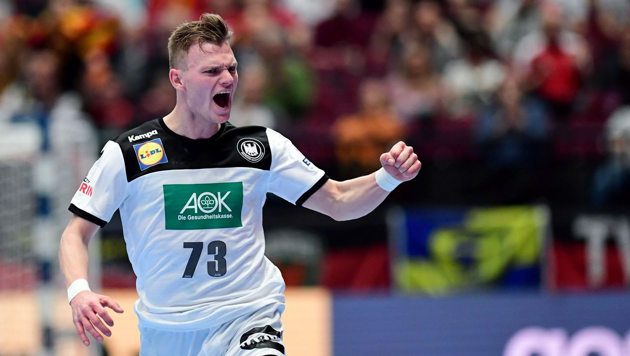 Handball European Championship Germany Doesn T Give Belarus