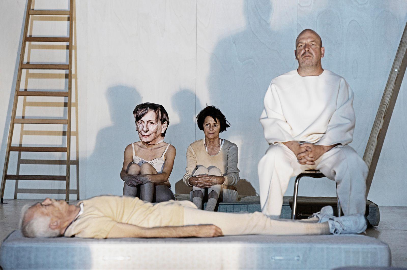 EINMALIGE VERWENDUNG Tageskarte 11.05.15/ Theater/ Geister sind auch nur Menschen
