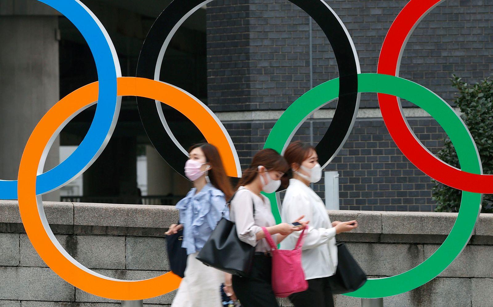 Coronavirus - Olympia-Stadt Tokio vor erneutem Notstand
