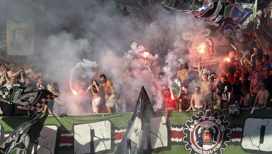 Ultras (in Hannover): Enttäuschung und Wut