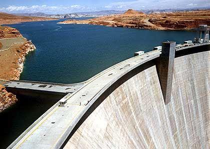 Glen-Staudamm, USA: Kann man Fluttore über das Internet öffnen?