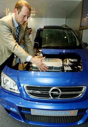 Brennstoffzellen-Auto: Selektiver Umgang mit technischen Innovationen