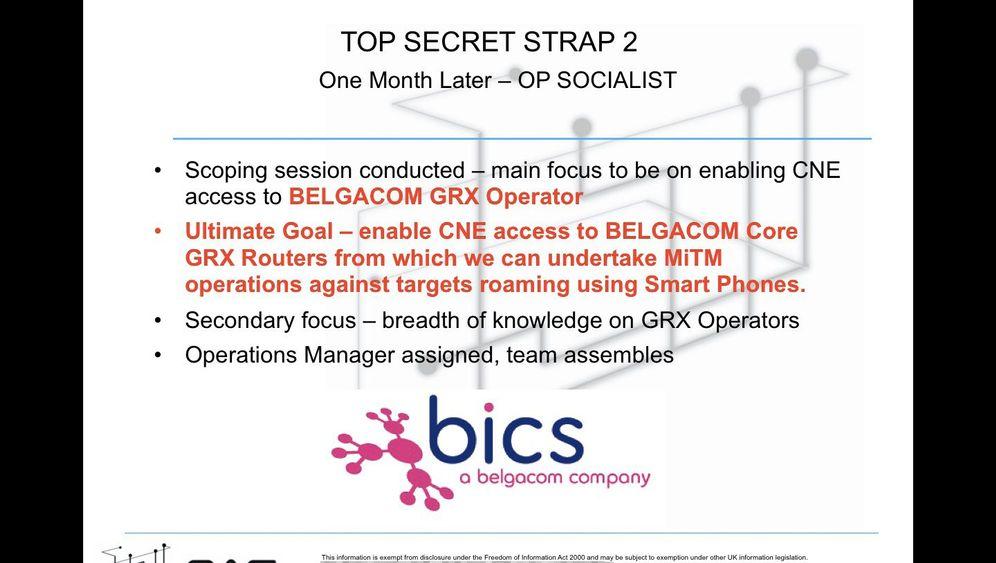 Photo Gallery: 'Operation Socialist' Cyber Attack on Belgacom