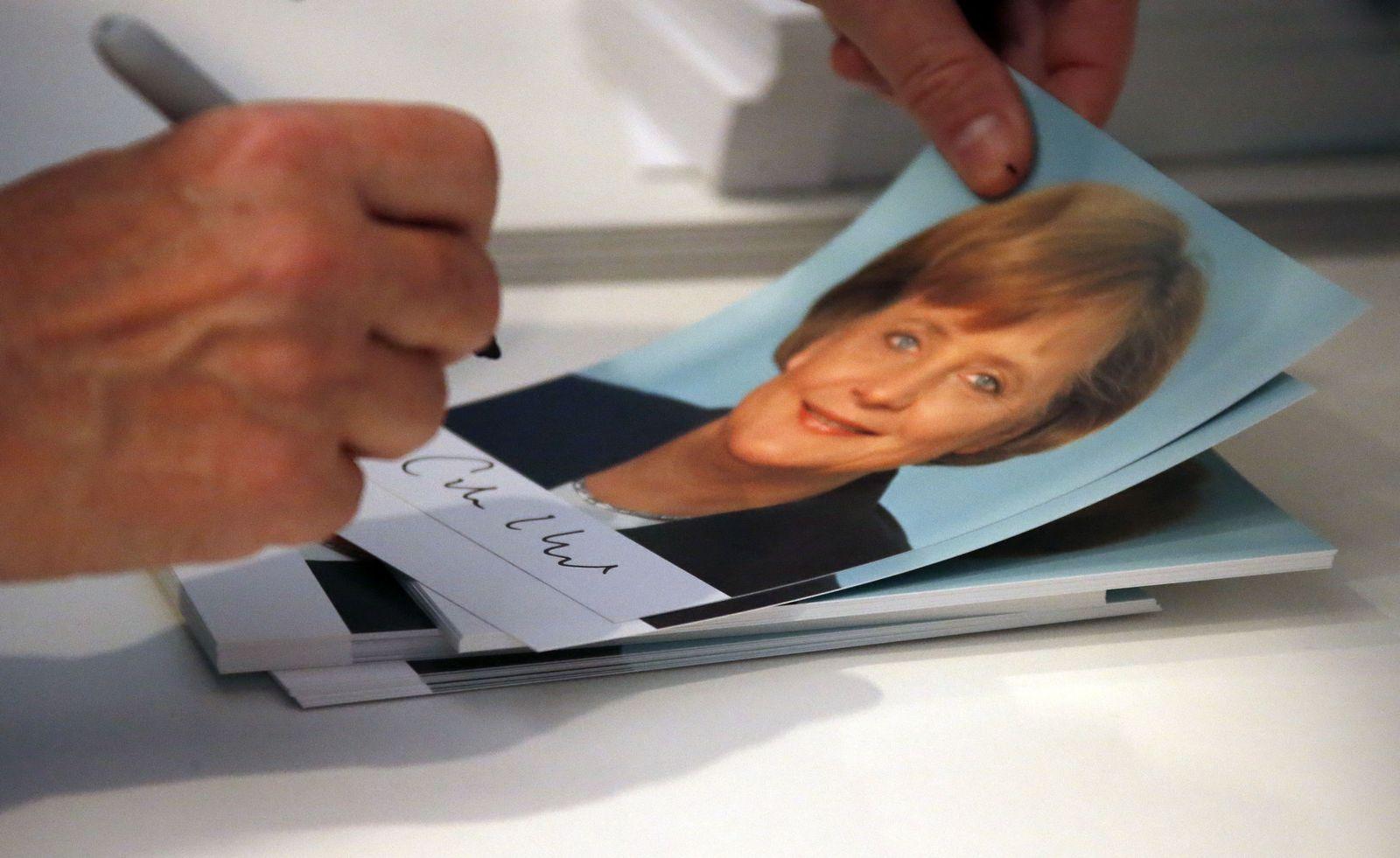 Merkel Syria