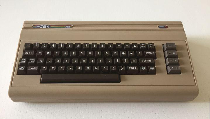 Neuauflage des Commodore-Klassikers: Das ist der C64 Mini