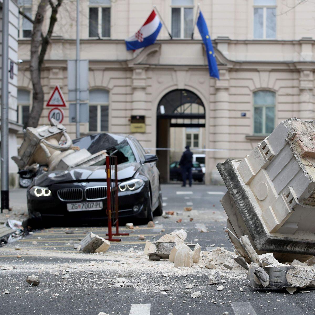 Erdbeben In Kroatien - T1srumjrulxvwm : Die erstöße waren ...