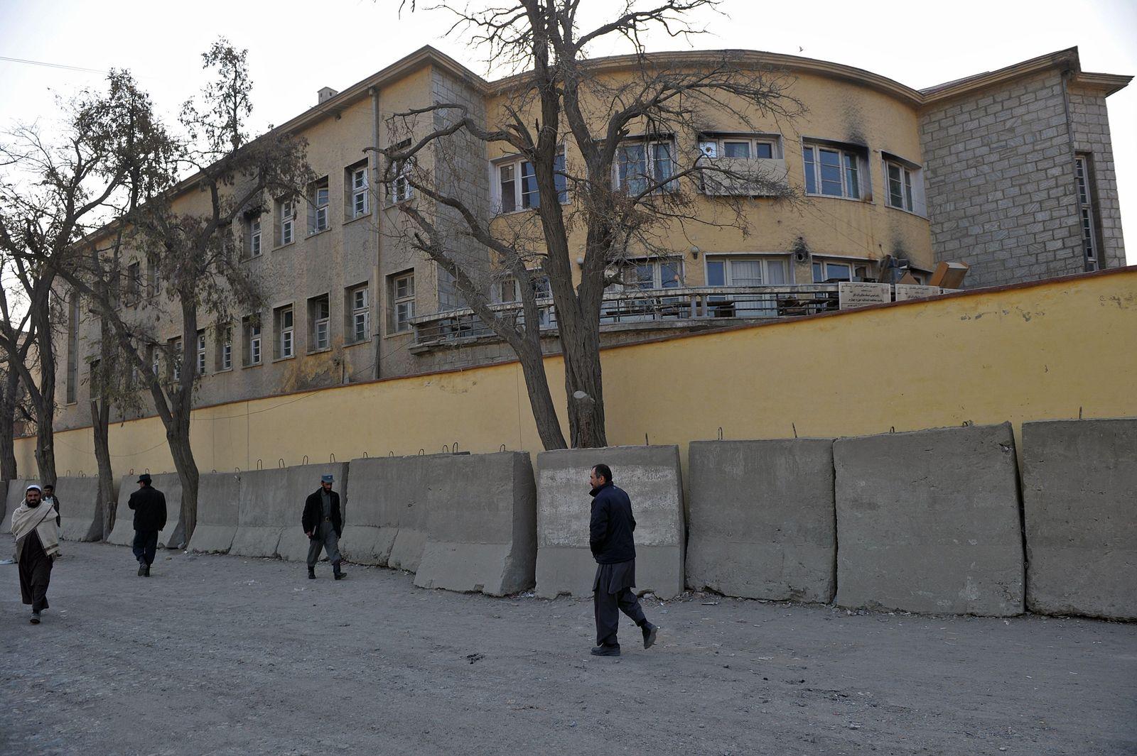 Kabul / Gerichtshof / Musa Sayed /