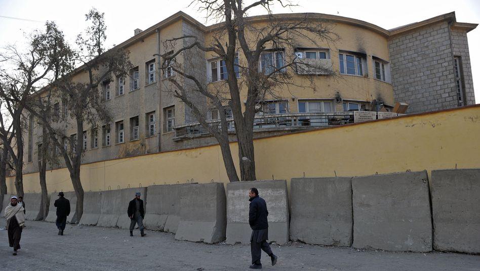 Gericht in Kabul: Ein Richter drohte Musa mit einer Hinrichtung innerhalb von drei Tagen