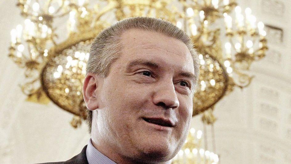 Krim-Premier Axjonow