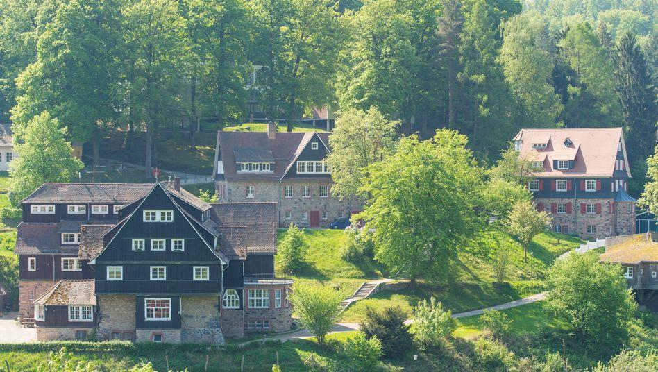 Wohnhäuser der Odenwaldschule: Offenbar weiterer Verdachtsfall