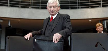 BND-Präsident Uhrlau: Darf im Amt bleiben