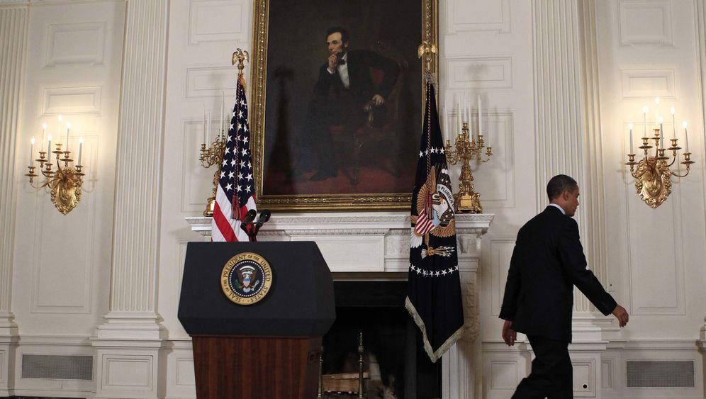 Reaktionen auf Revolte in Ägypten: Obama versucht den Drahtseilakt