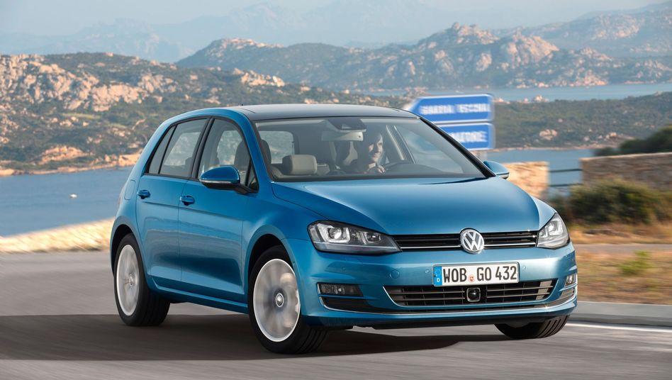 VW Golf: Volkswagen hat ein Problem mit dem Doppelkupplungsgetriebe