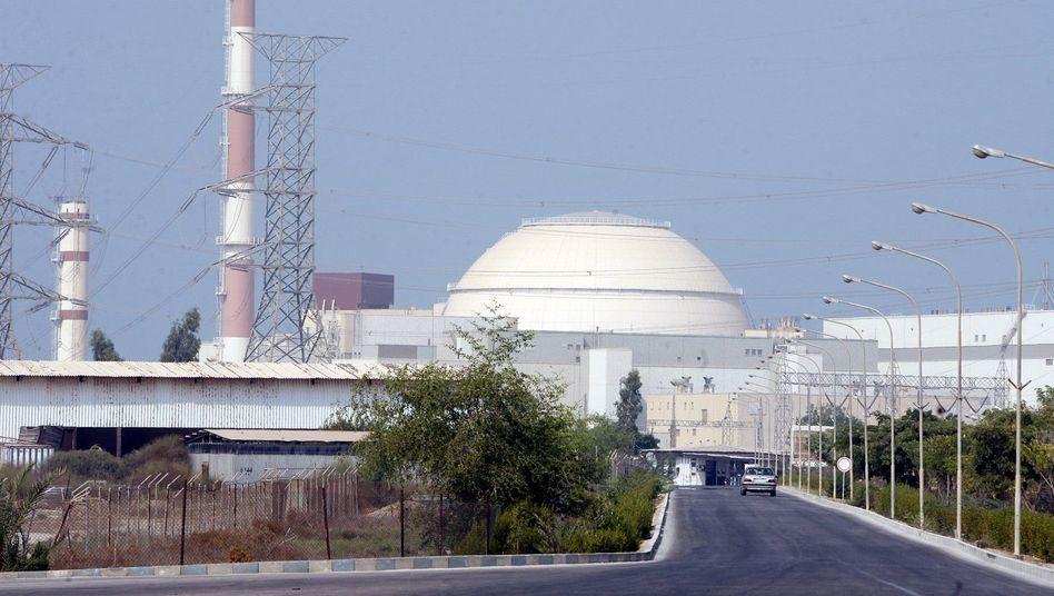 Kernkraftwerk Buschehr (Archivbild): Iran und das Uran
