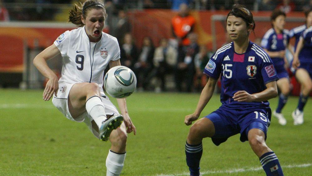 Triumph gegen die USA: Japan vom Punkt zum Titel