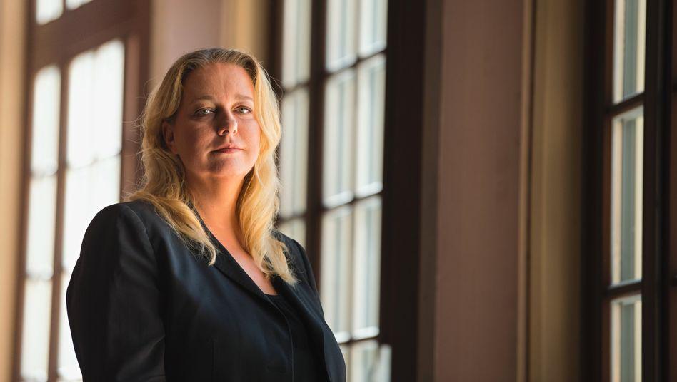 Katharina Wagner wird weiterhin die Bayreuther Festspiele leiten