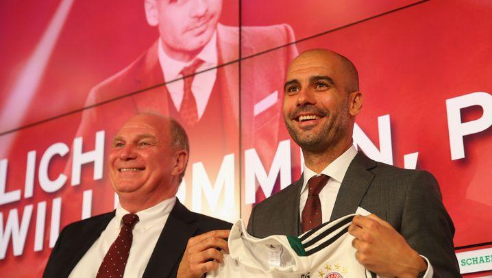 Bayern-Trainer Josep Guardiola: Drei Jahre sind genug