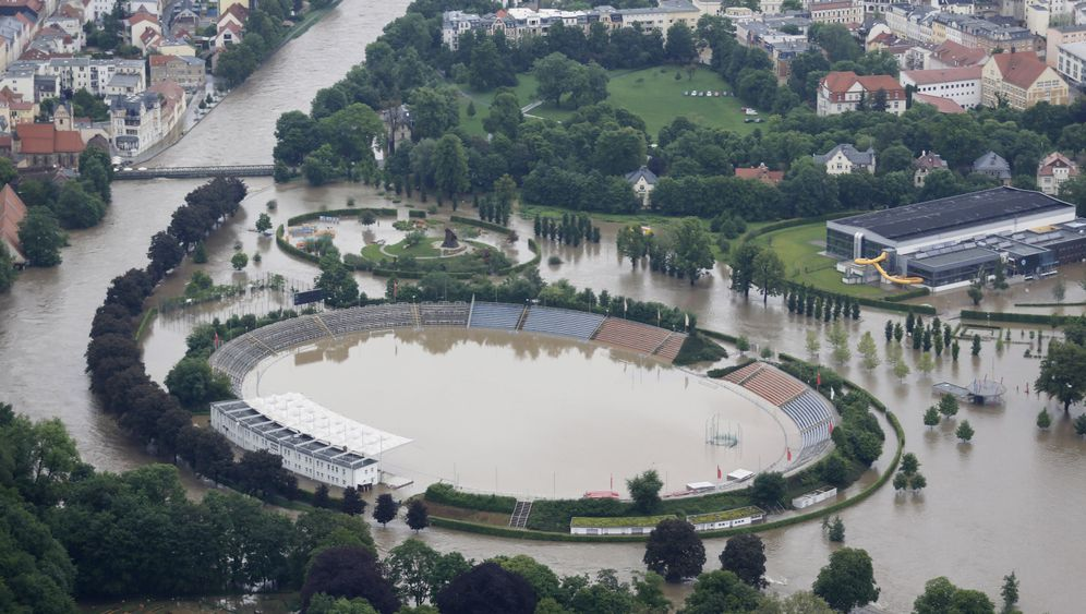 Photo Gallery: Europe Hit By Severe Flooding