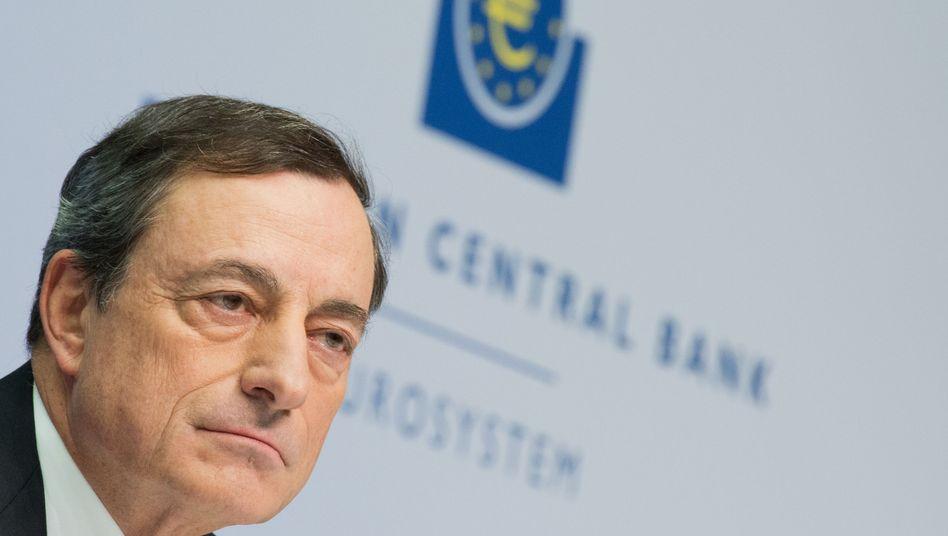 Eurozone: EZB senkt Leitzins auf null Prozent