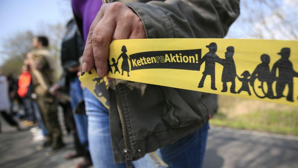 Anti-AKW-Protest: Wie in alten Zeiten
