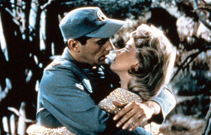 """Science-Fiction-Film """"Alarm im Weltall"""" (1956), der Motive aus Shakespeares """"Sturm"""" aufnahm"""
