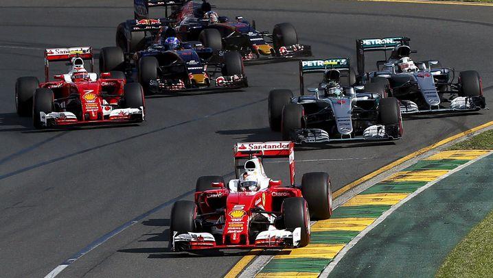 Unfall von Alonso: Ein kleines Wunder