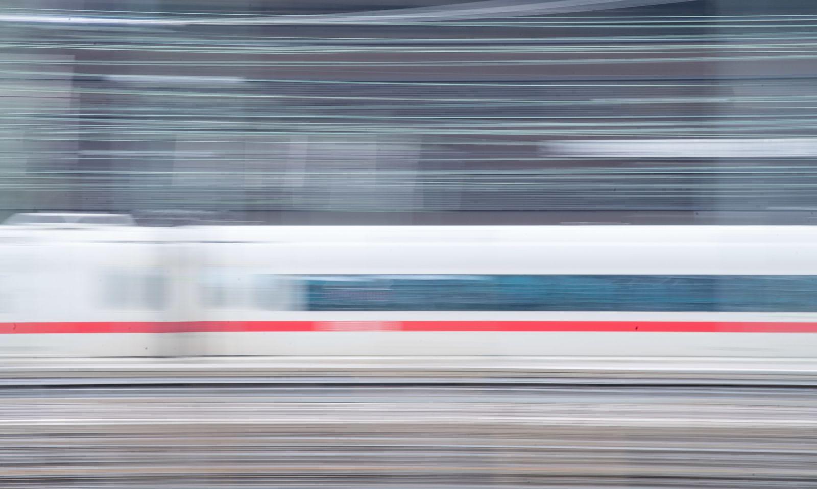 Bahnpendler